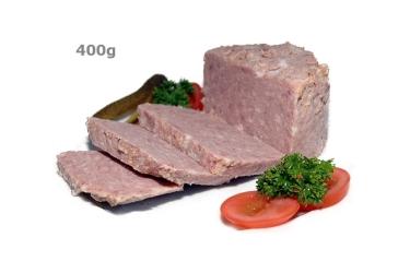 Pfälzer Bratwurst, 400g Dose