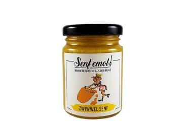 Zwiebel Senf aus der Pfalz