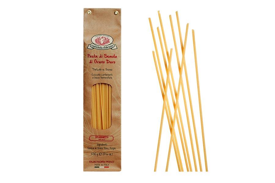 Spaghetti Nudeln aus Hartweizengrieß